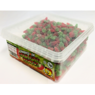 Sweetzone Sour Chilli Peppers Flavours Sweets Hmc Halal Tubs (600 Pieces)